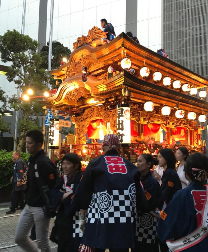 御神輿,浜松祭り